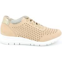 Παπούτσια Γυναίκα Χαμηλά Sneakers Grunland SC4440 Ροζ