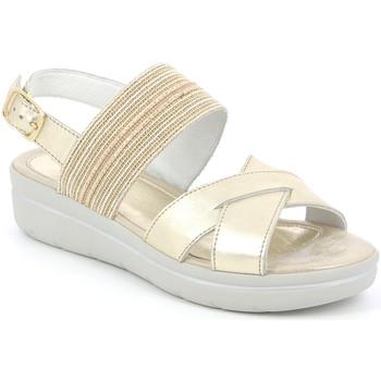 Παπούτσια Γυναίκα Σανδάλια / Πέδιλα Grunland SA1872 Χρυσός