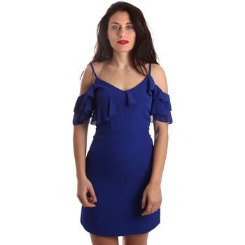 Υφασμάτινα Γυναίκα Κοντά Φορέματα Gaudi 911FD15049 Μπλε