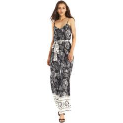 Υφασμάτινα Γυναίκα Ολόσωμες φόρμες / σαλοπέτες Gaudi 911FD25027 Μαύρος