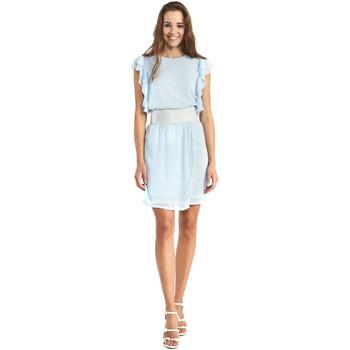 Υφασμάτινα Γυναίκα Κοντά Φορέματα Gaudi 911BD15004 Μπλε