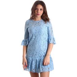 Υφασμάτινα Γυναίκα Κοντά Φορέματα Gaudi 911BD15009 Μπλε