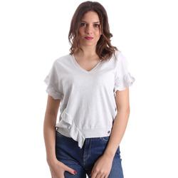 Υφασμάτινα Γυναίκα Μπλούζες Gaudi 911BD53010 Γκρί
