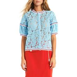 Υφασμάτινα Γυναίκα Μπλούζες Gaudi 911BD55001 Μπλε
