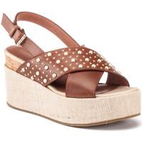 Παπούτσια Γυναίκα Σανδάλια / Πέδιλα Lumberjack SW40006 006 Q12 καφέ