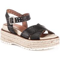 Παπούτσια Γυναίκα Σανδάλια / Πέδιλα Lumberjack SW43706 004 B01 Μαύρος