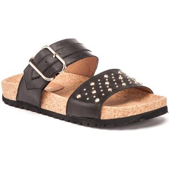 Παπούτσια Γυναίκα Τσόκαρα Lumberjack SW57506 001 Q12 Μαύρος