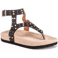 Παπούτσια Γυναίκα Σανδάλια / Πέδιλα Lumberjack SW57506 002 Q12 Μαύρος