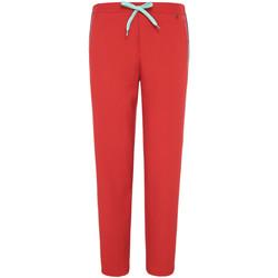 Υφασμάτινα Γυναίκα Φόρμες Pepe jeans PL211284 το κόκκινο