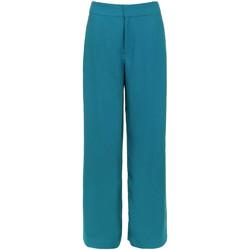 Υφασμάτινα Γυναίκα Παντελόνια Chino/Carrot Pepe jeans PL211289 Μπλε