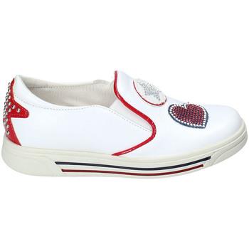 Παπούτσια Παιδί Slip on Primigi 3383500 λευκό