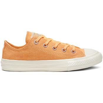 Παπούτσια Παιδί Χαμηλά Sneakers Converse 364194C Πορτοκάλι