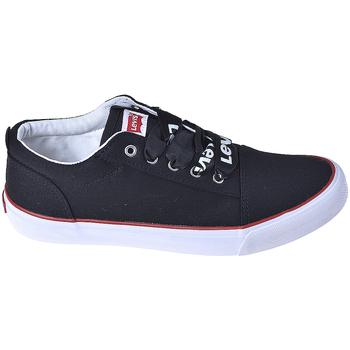 Παπούτσια Παιδί Χαμηλά Sneakers Levi's VCAS0006T Μαύρος