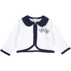 Υφασμάτινα Παιδί Μπουφάν / Ζακέτες Chicco 09096803000000 λευκό