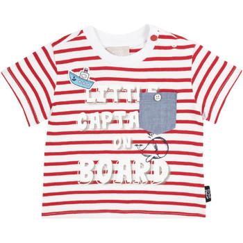 Υφασμάτινα Παιδί Μπλουζάκια με μακριά μανίκια Chicco 09006680000000 το κόκκινο