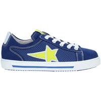 Παπούτσια Παιδί Χαμηλά Sneakers Nero Giardini P933450M Μπλε