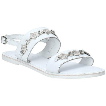 Παπούτσια Κορίτσι Σανδάλια / Πέδιλα Holalà HT0022L λευκό