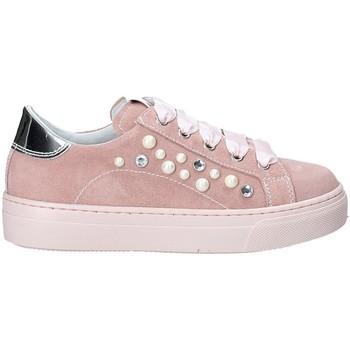 Παπούτσια Κορίτσι Χαμηλά Sneakers Nero Giardini P930920F Ροζ