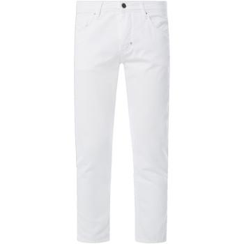 Υφασμάτινα Άνδρας Skinny Τζιν  Antony Morato MMTR00502 FA900123 λευκό