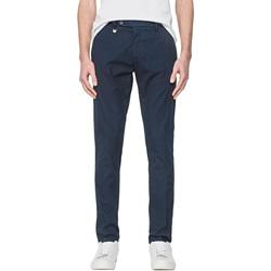 Υφασμάτινα Άνδρας Παντελόνια Chino/Carrot Antony Morato MMTR00496 FA800127 Μπλε