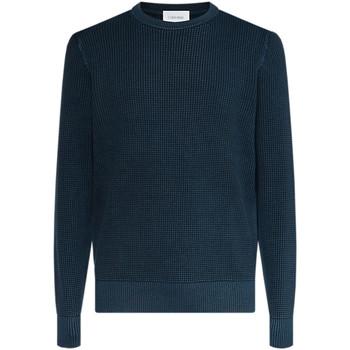 Υφασμάτινα Άνδρας Πουλόβερ Calvin Klein Jeans K10K104721 Μπλε