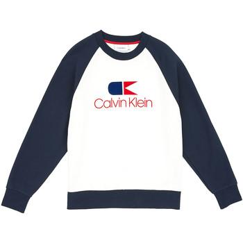 Υφασμάτινα Άνδρας Φούτερ Calvin Klein Jeans K10K103940 Μπλε