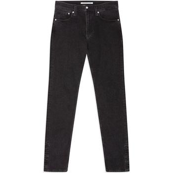 Υφασμάτινα Άνδρας Τζιν σε ίσια γραμμή Calvin Klein Jeans J30J313032 Μαύρος
