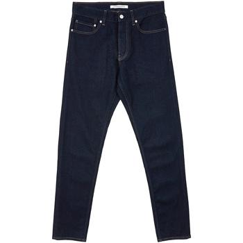 Υφασμάτινα Άνδρας Τζιν σε ίσια γραμμή Calvin Klein Jeans J30J312022 Μπλε
