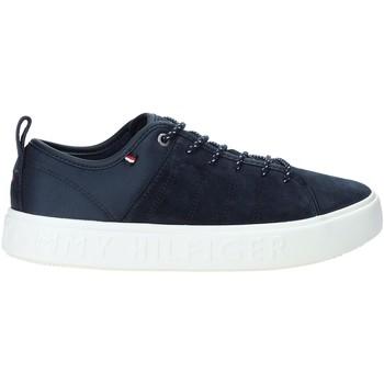 Παπούτσια Άνδρας Χαμηλά Sneakers Tommy Hilfiger FM0FM02392 Μπλε