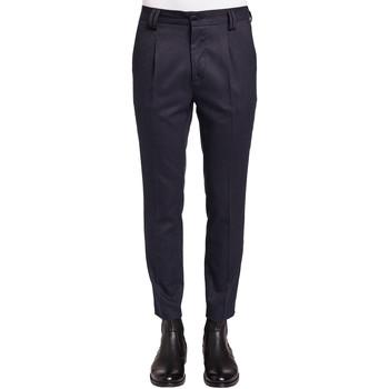 Υφασμάτινα Άνδρας Παντελόνια κοστουμιού Gaudi 921FU25024 Μπλε