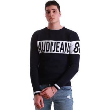 Υφασμάτινα Άνδρας Πουλόβερ Gaudi 921BU53067 Μπλε