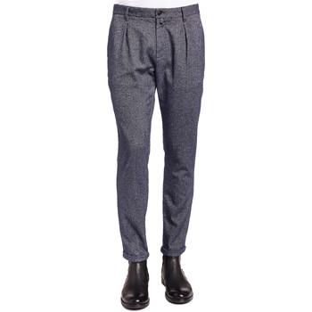 Υφασμάτινα Άνδρας Παντελόνια κοστουμιού Gaudi 921BU25018 Μπλε