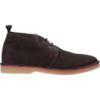 Παπούτσια Άνδρας Μπότες Guess FM7ALE SUE09 καφέ