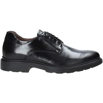 Παπούτσια Άνδρας Derby NeroGiardini A901141U Μαύρος