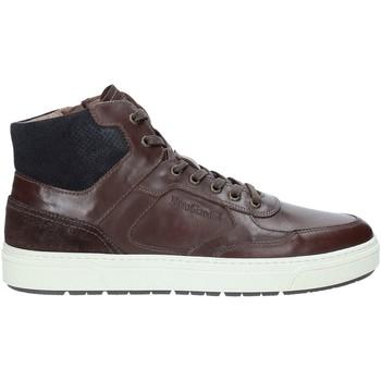 Παπούτσια Άνδρας Ψηλά Sneakers Nero Giardini A901260U καφέ