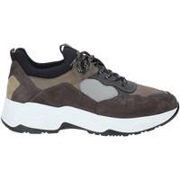 Παπούτσια Άνδρας Χαμηλά Sneakers Nero Giardini A901272U Γκρί