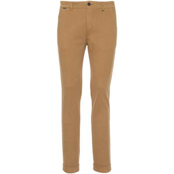 Υφασμάτινα Άνδρας Παντελόνια Chino/Carrot NeroGiardini A970550U Μπεζ