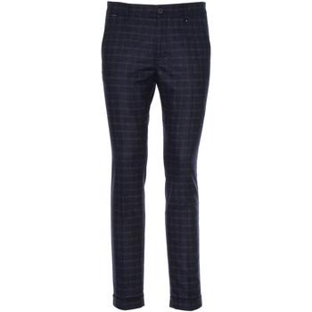 Υφασμάτινα Άνδρας Παντελόνια κοστουμιού NeroGiardini A970573U Μπλε