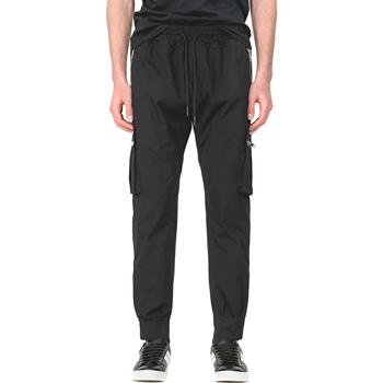 Υφασμάτινα Άνδρας παντελόνι παραλλαγής Antony Morato MMTR00527 FA900114 Μαύρος