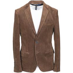 Υφασμάτινα Άνδρας Σακάκι / Blazers Antony Morato MMJA00406 FA300011 καφέ