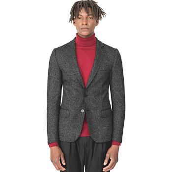 Υφασμάτινα Άνδρας Σακάκι / Blazers Antony Morato MMJA00408 FA140161 Μαύρος