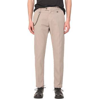 Υφασμάτινα Άνδρας Παντελόνια Chino/Carrot Antony Morato MMTR00526 FA800094 Μπεζ