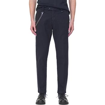 Υφασμάτινα Άνδρας Παντελόνια Chino/Carrot Antony Morato MMTR00526 FA800094 Μπλε
