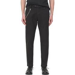 Υφασμάτινα Άνδρας Παντελόνια Chino/Carrot Antony Morato MMTR00526 FA800094 Μαύρος