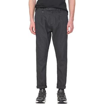 Υφασμάτινα Άνδρας Παντελόνια Chino/Carrot Antony Morato MMTR00500 FA850205 Μαύρος