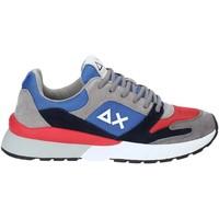 Παπούτσια Άνδρας Χαμηλά Sneakers Sun68 Z29116 Μπλε