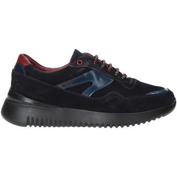 Παπούτσια Άνδρας Χαμηλά Sneakers Exton 335 Μπλε