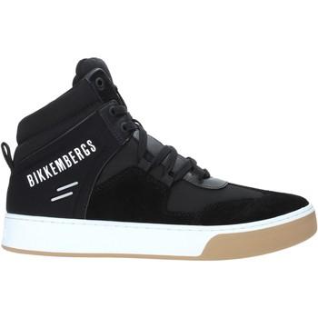 Παπούτσια Άνδρας Ψηλά Sneakers Bikkembergs B4BKM0038 Μαύρος