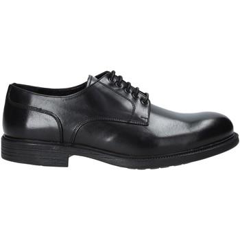 Παπούτσια Άνδρας Derby Rogers 6500_4 Μαύρος