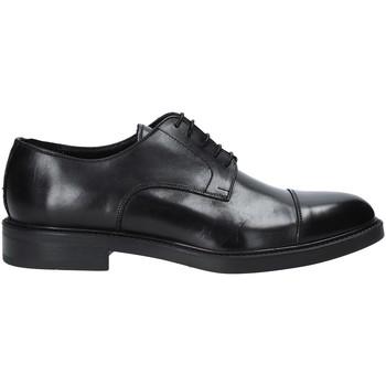 Παπούτσια Άνδρας Derby Rogers 1001_4 Μαύρος